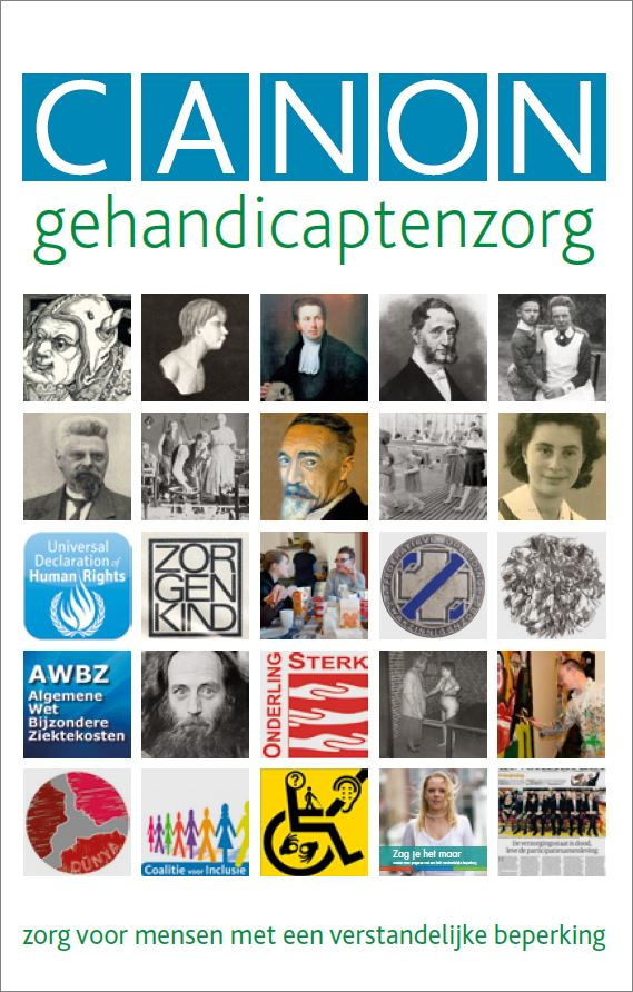 Cover Canon gehandicaptenzorg